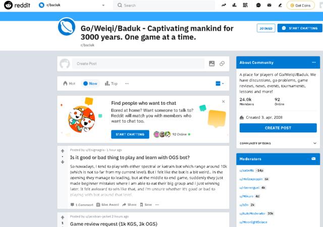 Anmeldelse Go forum på Reddit Godojo Danmark
