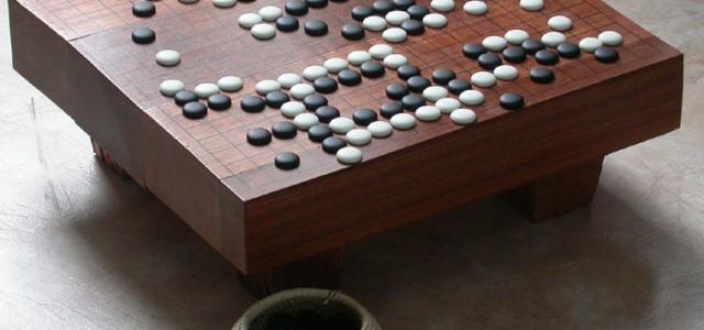 Hvad er brætspillet Go