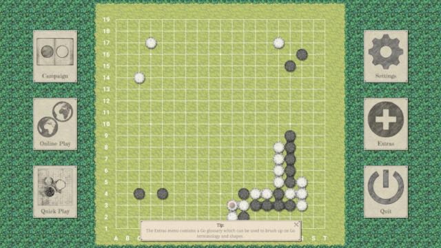 The Conquest of Go - Game Go Dojo Danmark