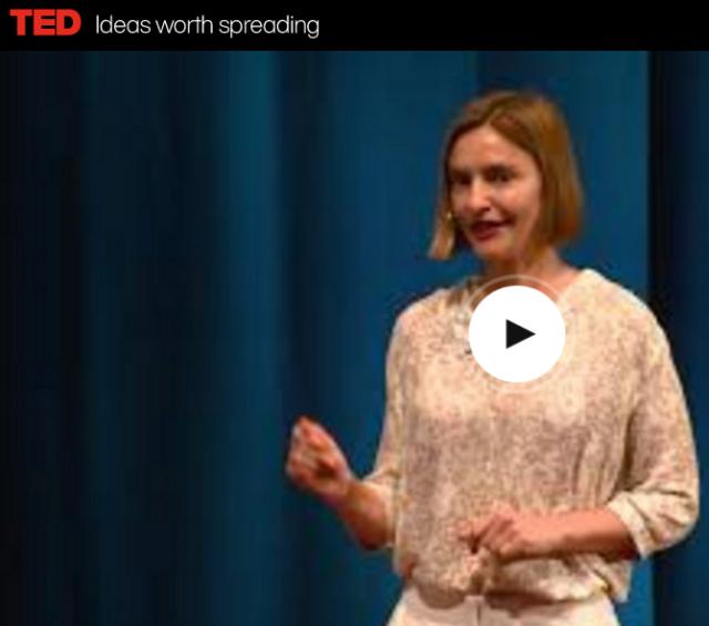 TED Talk Silvia Lozeva Go