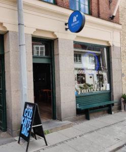 Ausfahrt Coffee Shop Næstved